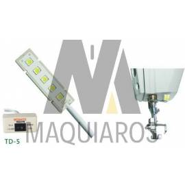 LAMPARA LED LINEAL 6 LED